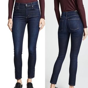 NWT COH Rocket Ankle High Rise Jeans Size 24
